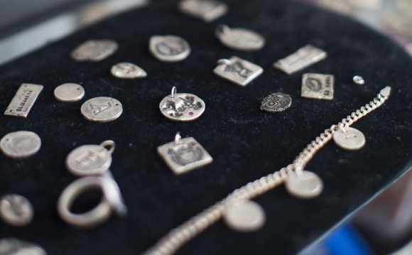 Make your own silver jewelry