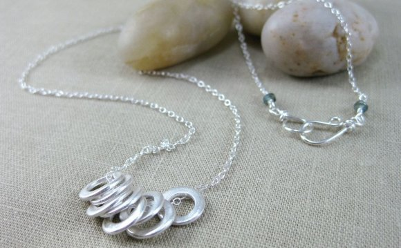 PMC jewelry design ideas - Metal clay