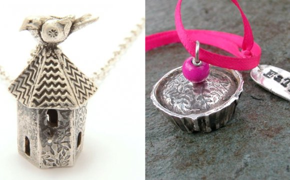 Precious Metal Clay Jewellery