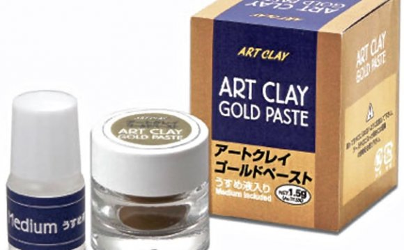 Art Clay Gold