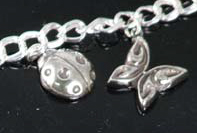 Art Clay Silver Charms