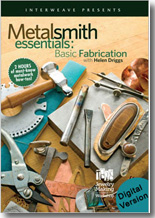 Master metalsmithing basics as you boost your jewelry-making skills with these essential techniques for getting started with metal, including how-tos in sawing, filing, hammering, forging, and much more!