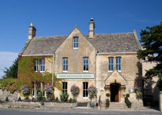 The Three Ways House Hotel - home to the famous Pudding Club